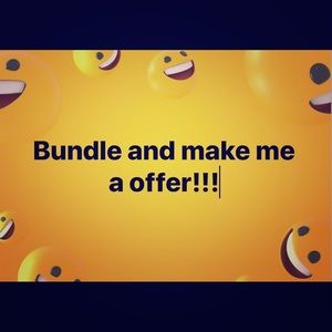 👏Last chance Bundling 👏